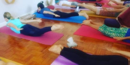 Aulas de Yoga - diversas modalidades